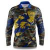 West Coast Eagles Men's Skeletor Fishing Shirt