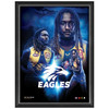 West Coast Eagles Nic Naitanui Collectors Edition Framed Piece