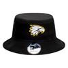 West Coast Eagles New Era Bucket Cap Black