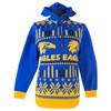 West Coast Eagles Men's Ugly Sweater Hoody