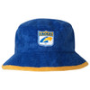 West Coast Eagles Adults Terry Bucket Hat