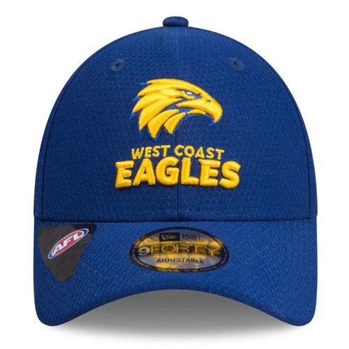 West Coast Eagles 2020 New Era 9Forty Media Cap