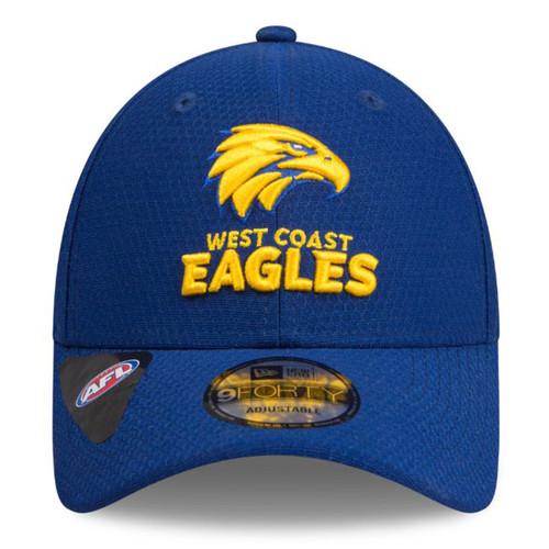 West Coast Eagles 2020 New Era 9Forty Media Cap