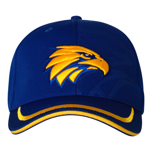 West Coast Eagles Adult Premium Cap