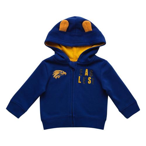 West Coast Eagles Infant Hoody