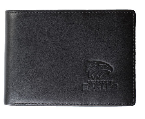 West Coast Eagles Leather Wallet