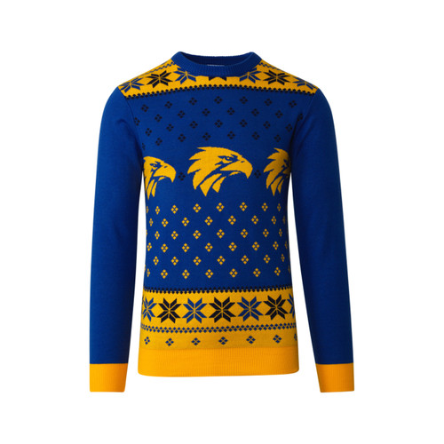 West Coast Eagles Men's Ugly Sweater