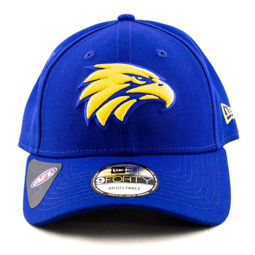 West Coast Eagles New Era 9Forty Royal