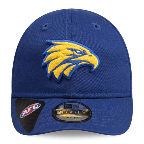 West Coast Eagles New Era My 1st 9Forty Infant Cap