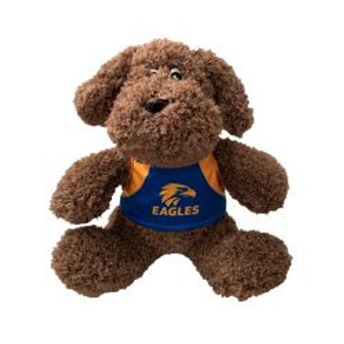 West Coast Eagles Pet Pup Toy