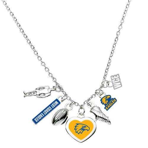 West Coast Eagles Pendant Necklace