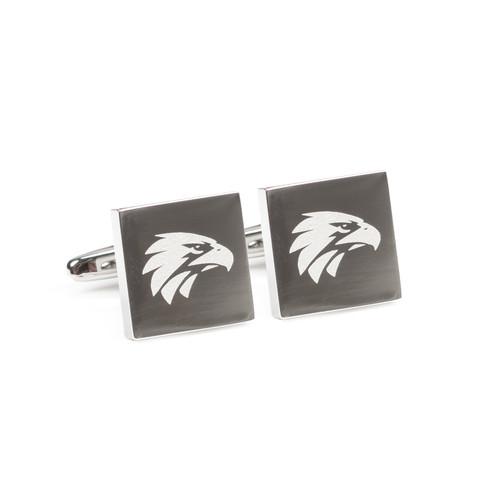 West Coast Eagles Silver Cufflinks