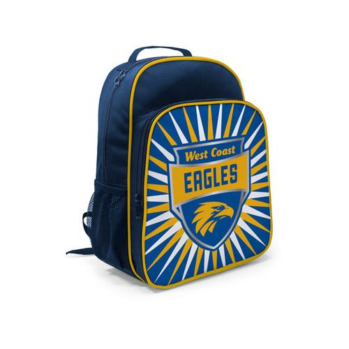 West Coast Eagles Shield Backpack