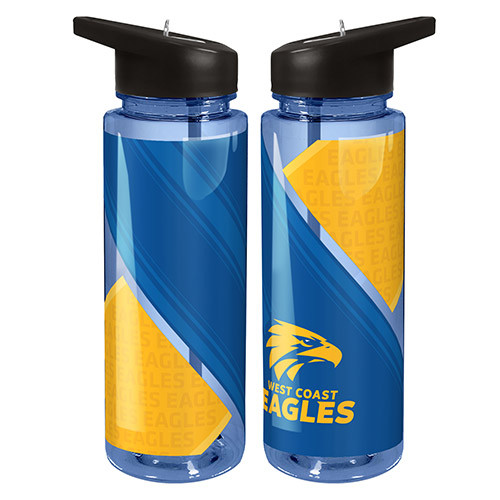 West Coast Eagles Tritan Drink Bottle