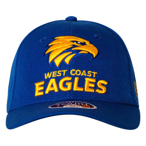 West Coast Eagles Youth Staple Cap