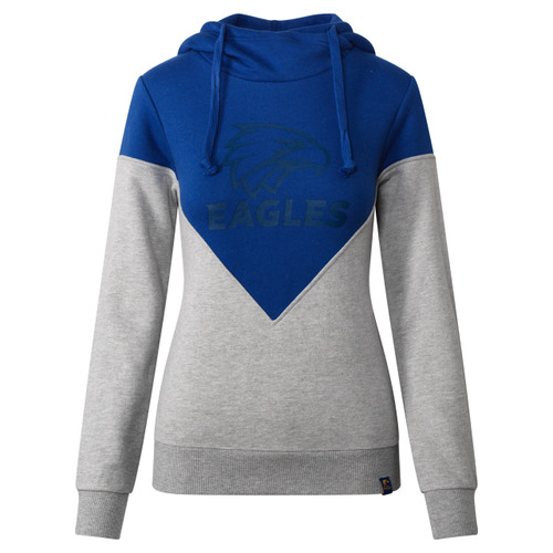 West Coast Eagles Women's Lifestyle Hoody
