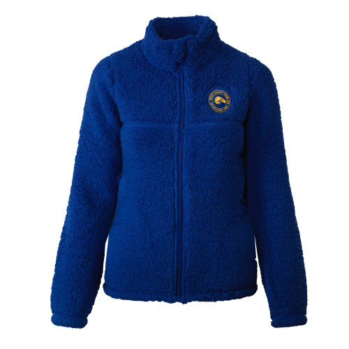 West Coast Eagles Women's Sherpa Jacket