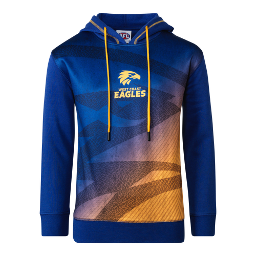 West Coast Eagles Youth Sublimated Hoody