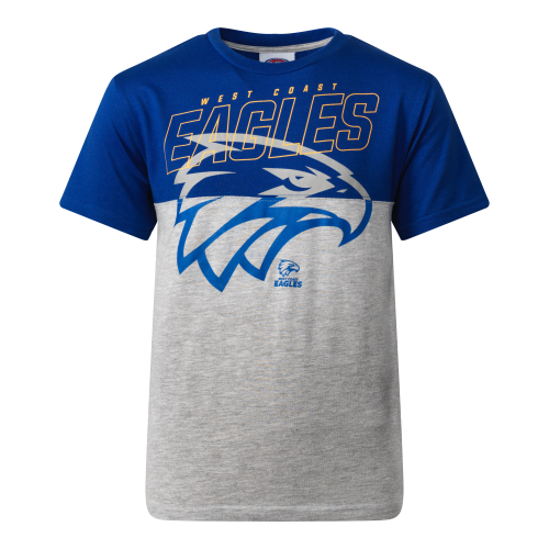 West Coast Eagles Youth Supporter Tee