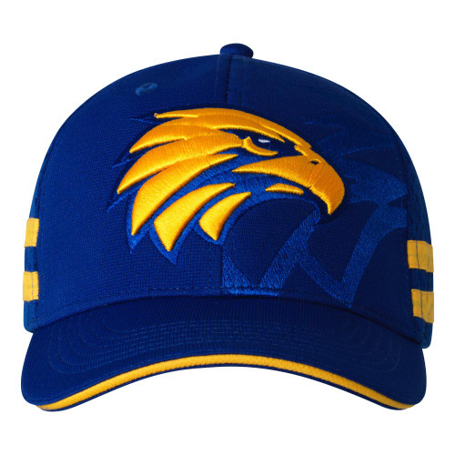 West Coast Eagles Adult Summ Premium Cap