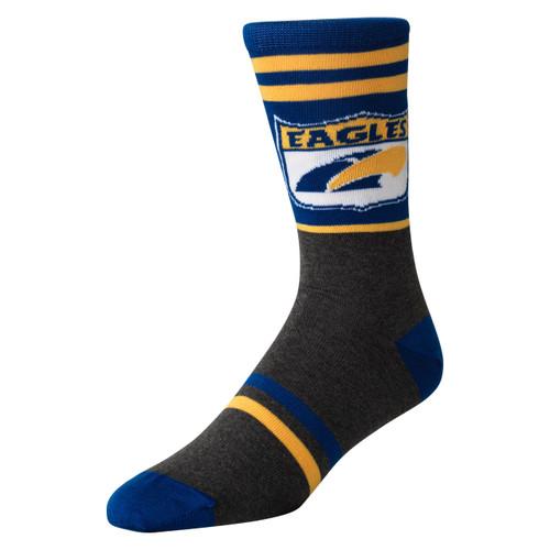 West Coast Eagles Men's Retro Sock