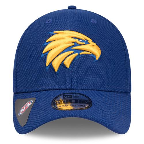 West Coast Eagles New Era 39Thirty Training Cap