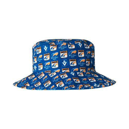 West Coast Eagles Youth Bucket Hat