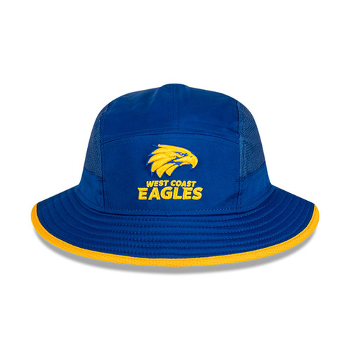 West Coast Eagles New Era Sport Bucket Cap