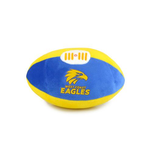 West Coast Eagles Plush Football
