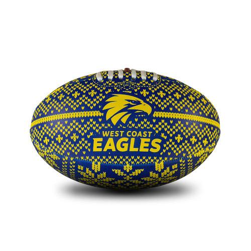 West Coast Eagles Sweater Design Football