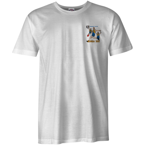 West Coast Eagles Shannon Hurn 300 Game Tee **PRE-ORDER**