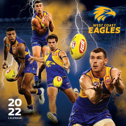West Coast Eagles 2022 Calendar