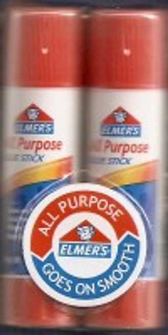 Pega Elmer's Glue Stick 2-Pack