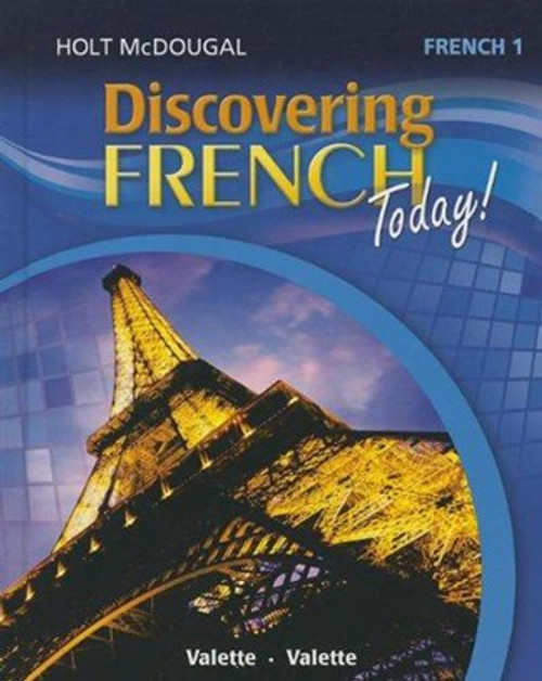 Discovering French Today Lv 1
