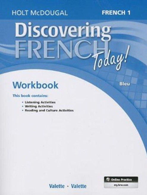 Discovering French Today L1 WB