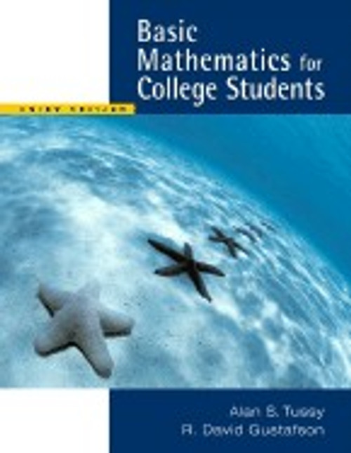 Basic Math for College Student