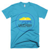 California National Party short sleeve men's t-shirt