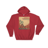 United for Independence hooded sweatshirt