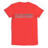 CNP Marin short sleeve women's t-shirt