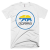 Partido Nacional de California short sleeve men's t-shirt