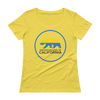 Partido Nacional de California ladies' scoopneck t-Shirt