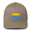 CNP Bear Structured Twill Cap
