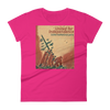 United for Independence women's short sleeve t-shirt