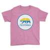 Partido Nacional de California kid's t-shirt
