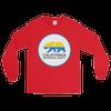 California National Party long sleeve unisex t-shirt