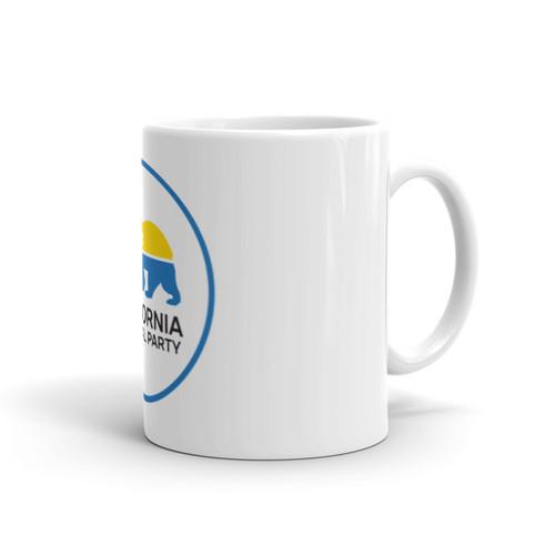 CNP logo mug