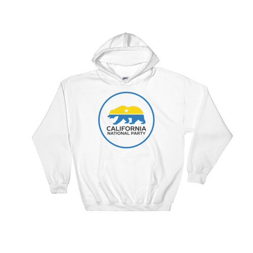 CNP logo hooded sweatshirt
