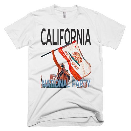 Flagbearer short sleeve men's t-shirt