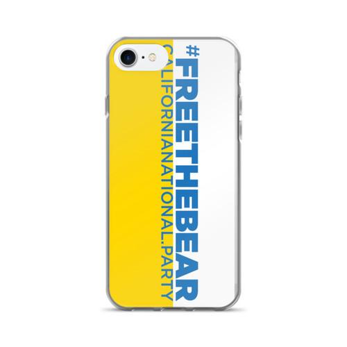 #FreeTheBear iPhone 7/7 Plus Case