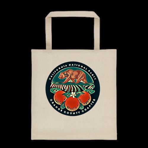 CNP Orange County tote bag